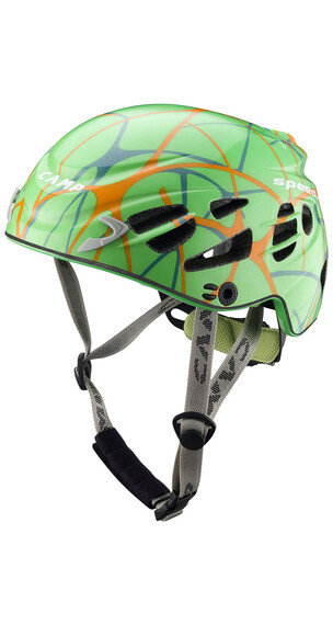 Camp Speed 2.0 - Casco de escalada - verde/naranja